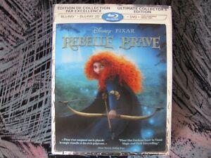 Bluray 3D-DVD Disney-Pixar