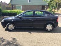 03 Vauxhall Astra 1.6
