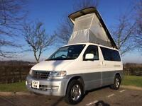 2000 MAZDA BONGO 2.5 DIESEL NEW SHAPE *4 BERTH WITH AFT ROOF*
