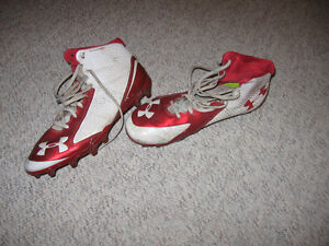 Field Lacrosse shoes Edmonton Edmonton Area image 1