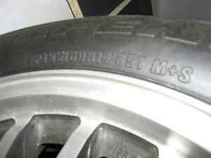 "14"" Aluminum Wheels - 4X114.3 - low offset London Ontario image 3"