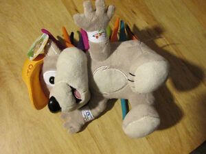 PACHI Pan Am Games Panam Stuffed Animal Plush Toy Toronto