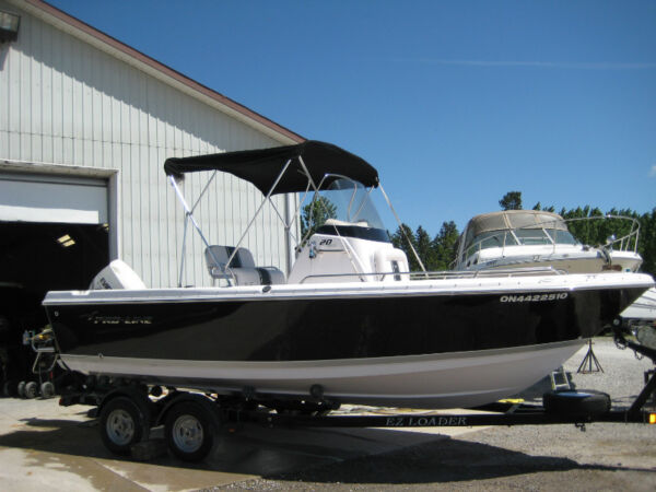 Used 2007 Pro Line Boat Co Sport