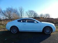 Bentley Continental GT White