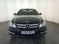 2013 MERCEDES-BENZ C250 AMG SPORT CDI BLUEEF-CY 1 OWNER SERVICE HISTORY FINANCE