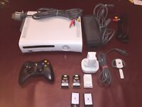 Xbox 360 250GB & Games For Sale