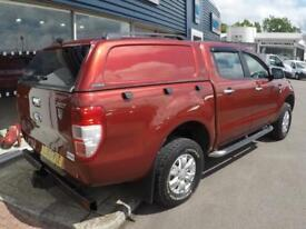 2013 Ford RANGER XLT 4X4 DCB TDCI PICKUP *CANOPY* Manual PICK UP