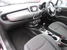 2017 Fiat 500X 1.6 MultiJet Cross (s/s) 5dr Diesel grey Manual