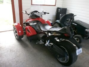 a vendre can-am spyder 2009