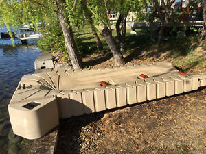 Floating Dock for PWC