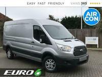 2019 Ford Transit 350 2.0TDCi 130PS LWB L3 H2 /L3H2 Trend EURO 6 Panel Van Diese