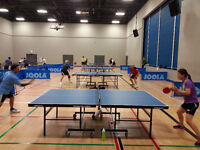 Sackville Table Tennis Club