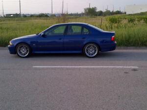 2003 BMW E39 M5