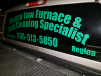 Moose Jaw furnace and duct cleaning