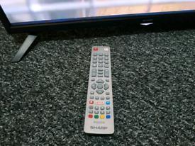 32inch smart sharp TV 1080p