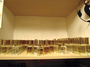 Faux Men's and Woman's perfumes
