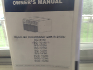 Air Conditioner Apartment Size 6 months old