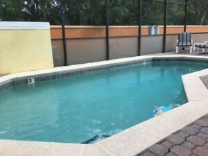 ORLANDO DISNEY 4 BED POOL HOME  DEC 30 - JAN 4/18 $98 NIGHTLY