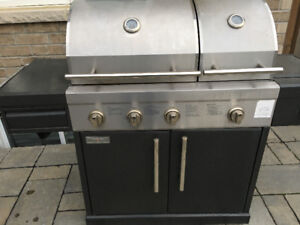 Natural Gas Bbq- $125 OBO