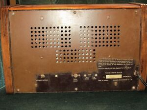 Antique Westinghouse Tube Radio Belleville Belleville Area image 2