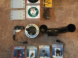 FOR SALE: Fishing, Walker Downrigger & Cannon components.