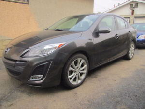 2010 Mazda3 GT w/ Tech Package $8100 OBO