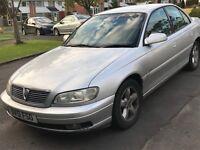 Vauxhall Omega Salon Car