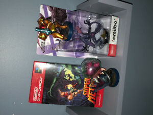 Amiibo - In Box and Out of Box (Lot Sale)