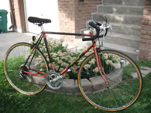 Apache Road Bicycle, New Gumwalls, New Saddle, New ...