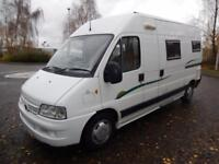 **Deposit Taken**Trigano Tribute 2 Berth Rear Kitchen Motorhome