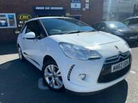 2012 Citroen DS3 1.6 e-HDi Airdream DStyle 3dr Hatchback Diesel Manual