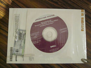 Windows XP Home Edition CD never used
