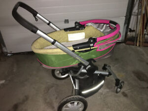 Quinny Buzz Bassinet/Rumble Seat Stroller & accessories