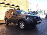 2006 06 LAND ROVER FREELANDER 2.0 TD4 ADVENTURER 3D AUTO 110 BHP DIESEL