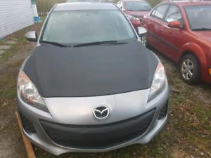 2012 Mazda 3 GX $3800 (or best offer)