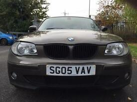 2005 BMW 1 Series 1.6 116i SE 5dr