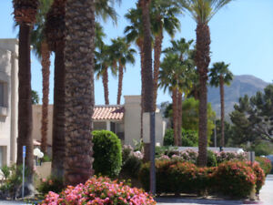 Enjoy the 50+ Goodlife in Palm Springs-APRIL or May @ $1,550 US