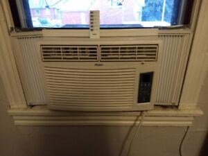 High quality window air conditioner: Haier 12000 BTU, only $150!