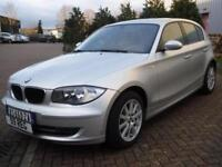 BMW 118D 5 Door Left Hand Drive (LHD)