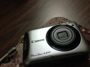 Canon PowerShot A490 - Barely Used