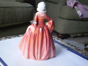 "Royal Doulton Figurine "" Janet "" HN1537 Kitchener / Waterloo Kitchener Area image 4"