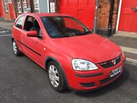 Vauxhall Corsa nice condition great price 80,000 miles