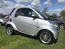 60 SMART FORTWO 0.8 DIESEL AUTO GB-10 EDITION 1 OF 100 BRABUS TOUCHES MUST SEE