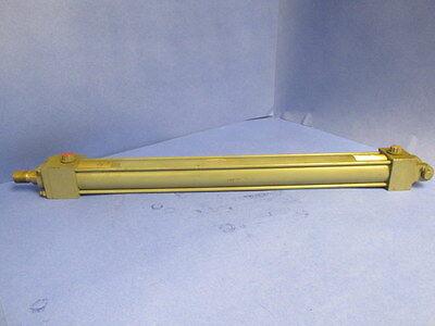 Miller Hydraulic Cylinder 1 12 Bore 17 Stroke J86r2b