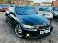 2007 BMW 3 Series 3.0 335i M Sport 2dr Convertible Petrol Automatic