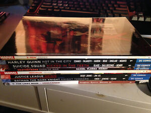 7 FULL VOL COMIC BOOKS FOR CHEAP AND FREE DC CHARACTER GUIDE!! St. John's Newfoundland image 1