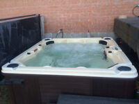 Hot Tub 2 years old, for quick sale (MOVING)