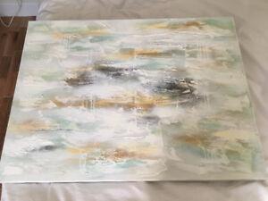 Peinture/cadre/toile Bouclair