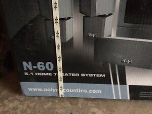 Nolyn acoustics home theatre system Kingston Kingston Area image 3