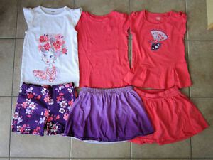Gymboree Size 7 'Cherry Blossom Line' Outfits